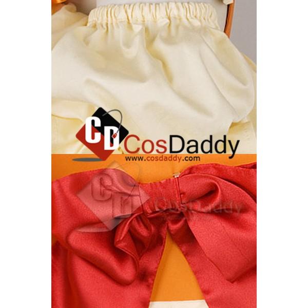 Macross Frontier Ranka Lee Singer Dress Cosplay Costume