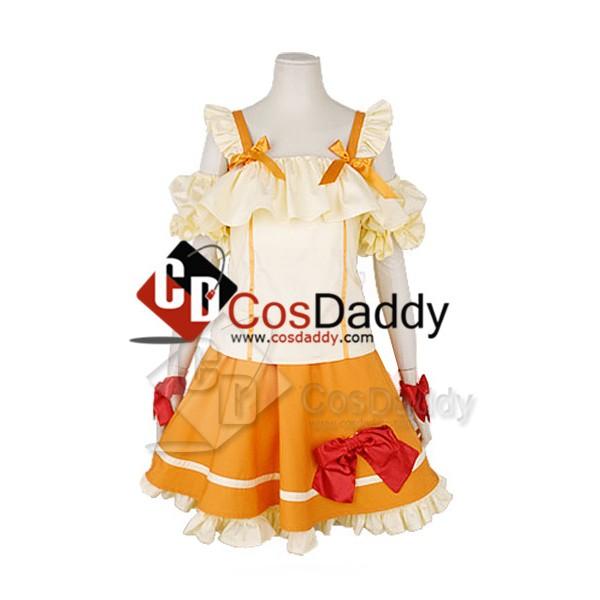 Macross Frontier Ranka Lee Singer Dress Cosplay Co...