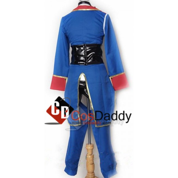 Macross Series Macross F Sheryl Nome Cosplay Costume