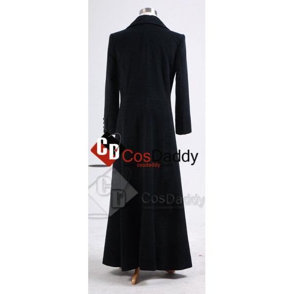 Malice Mizer Beast Of Blood Long Wool Coat Cosplay Costume