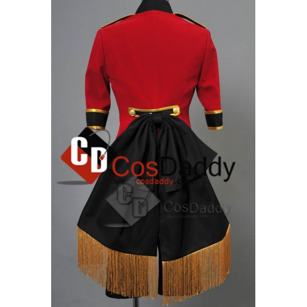 MARGINAL#4 Idol of Supernova Eru Nomura Uniform Outfit Cosplay Costume