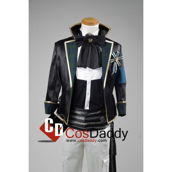 MARGINAL#4 Idol of Supernova Kirihara Atom Uniform Cosplay Costume