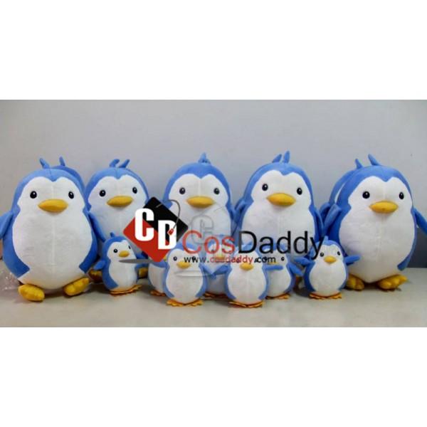 MAWARU-PENGUINDRUM Takakura Penguin Plush Toy Doll