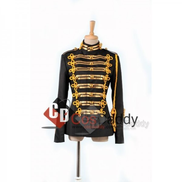 Michael Jackson Military Jacket Cosplay Costume