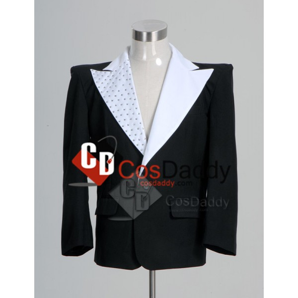 Michael Jackson This Is It Jacket Cosplay Costume
