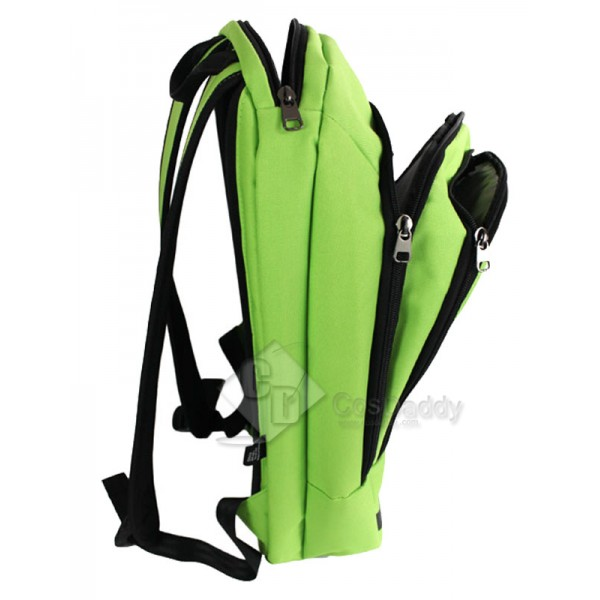 Minecraft Creeper Green Backpack