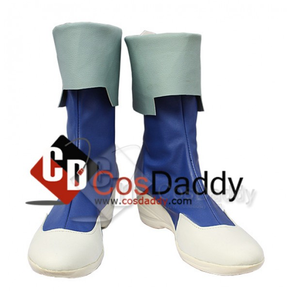 Mobile Suit Gundam Seed Earth Army Cosplay Boots