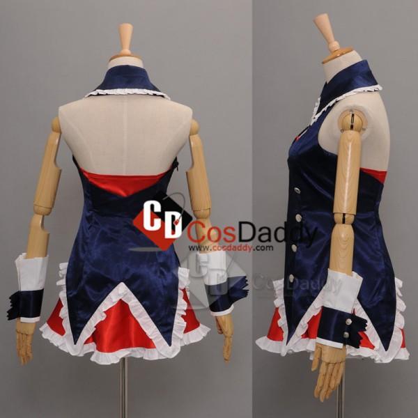 Mondaiji-tachi ga Isekai kara kuru soudesuyo Black Rabbit Cosplay Costume