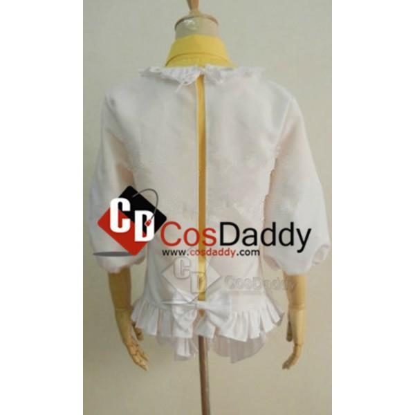 Mondaiji-tachi Ga Isekai Kara Kuru Soudesuyo Lily Uniform Cosplay Costume