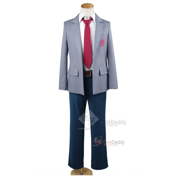 Monthly Girls' Nozaki-kun Nozaki Umetaro Cosplay Costume