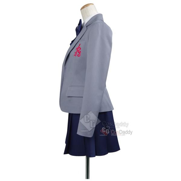 Monthly Girls' Nozaki-kun Sakura Chiyo Cosplay Costume