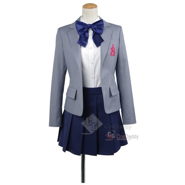 Monthly Girls' Nozaki-kun Sakura Chiyo Cosplay Cos...