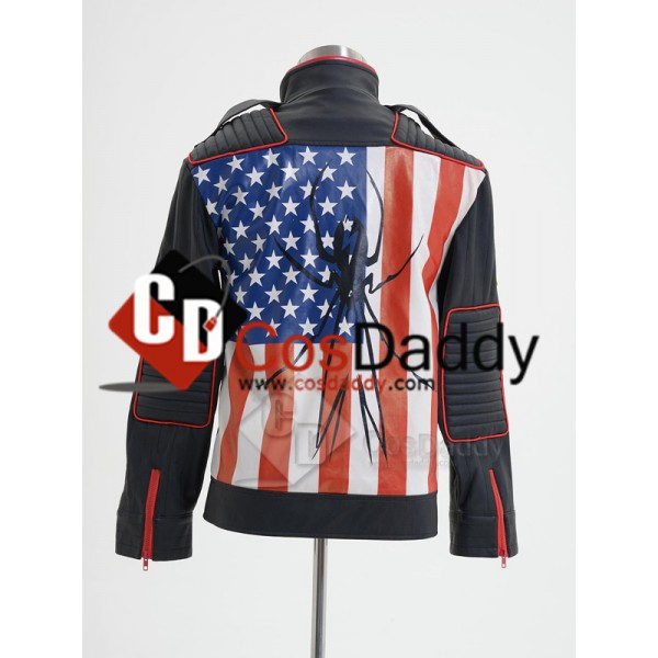 My Chemical Romance Danger Days Jet Star Jacket Cosplay Costume