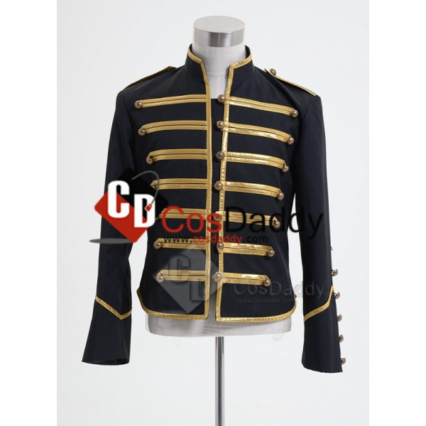 My Chemical Romance Military Parade Jacket Cosplay Costume