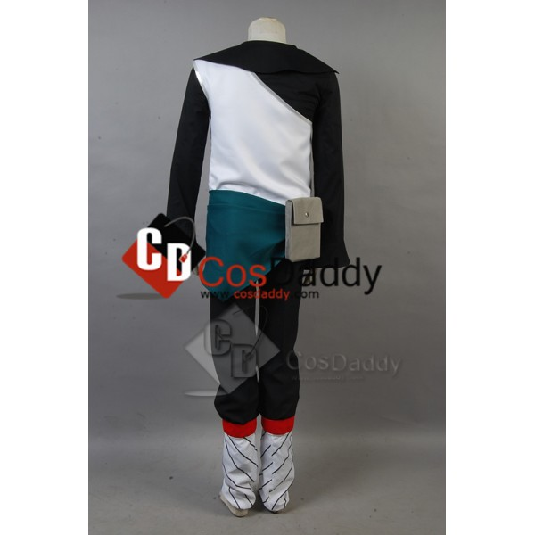 Naruto Aomo Yi Omoi Cosplay Costume