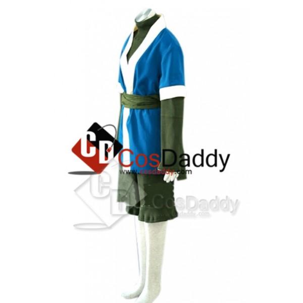Naruto Haku Cosplay Costume