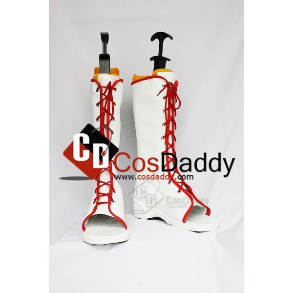 Naruto Haruno Sakura Cosplay Boots Shoes