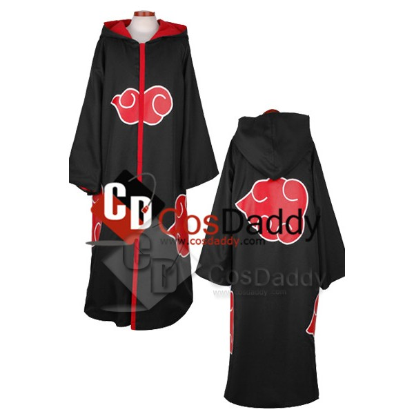 Naruto Team Taka Hawk Sasuke Uchiha Cosplay Costum...