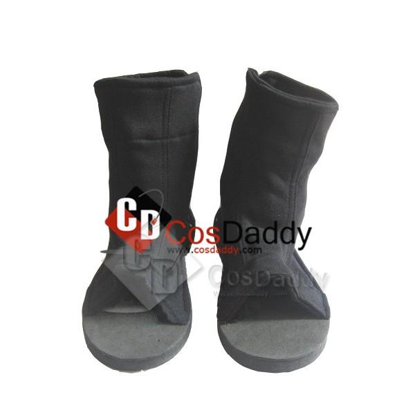 Naruto Uzumaki Ninja Shoes Cosplay Prop