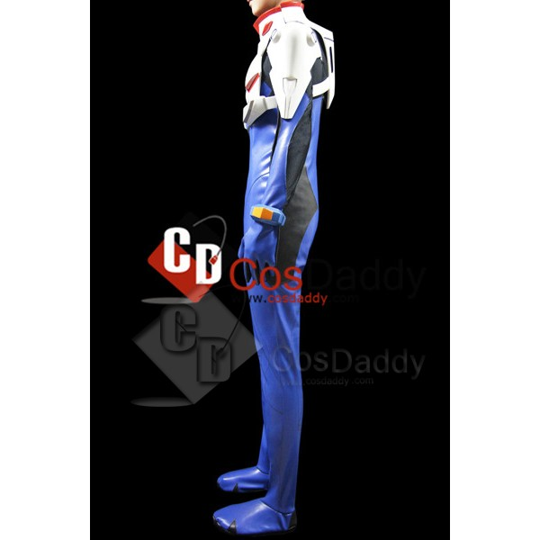 Neon Genesis Evangelion EVA Cosplay Jumpsuit Cosplay Costume