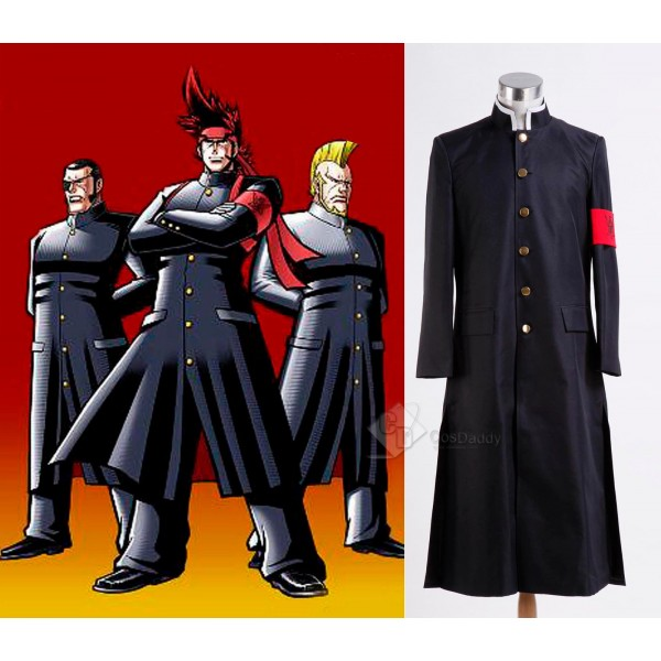 Nintendo NDS NDSL Osu!Tatakae!Ouendan Cosplay Costume