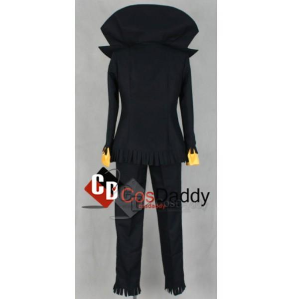 One Piece Brook Uniform Cosplay Costume