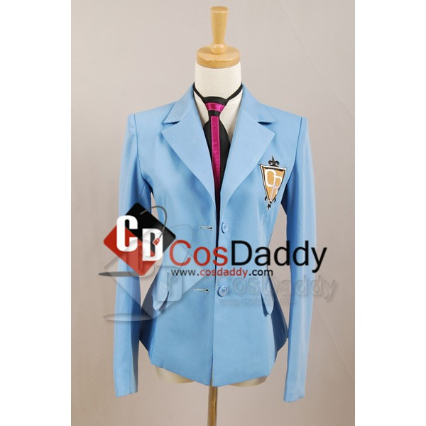 Ouran High School Host Club Boy Uniform Blazer Cos...