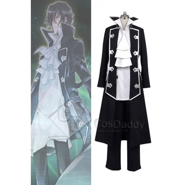 Pandora Hearts Gilbert Nightray Cosplay Costume