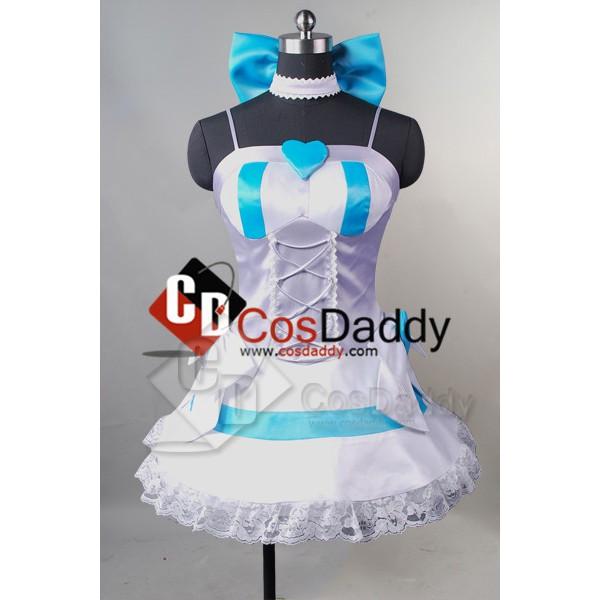 Panty & Stocking with Garterbelt Panty Cosplay Costume