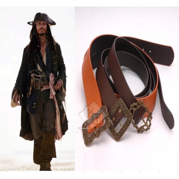 Pirates Of The Caribbean Jack Sparrow Belt Set