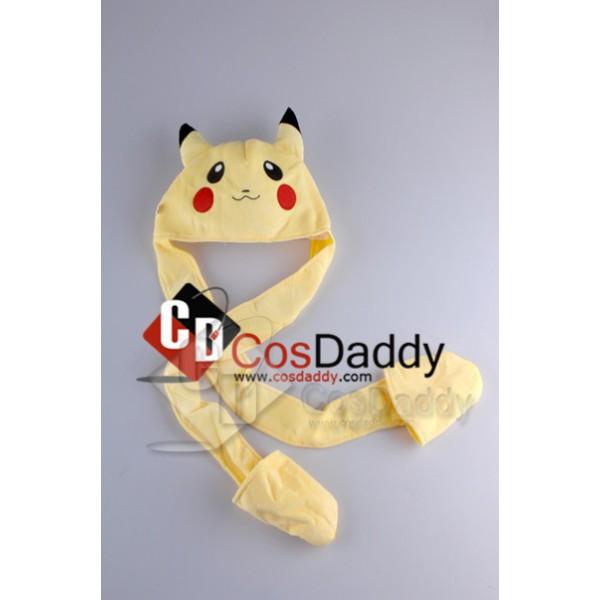 Pokemon Pikachu Themed Cute Hat Cap [Free Shipping]