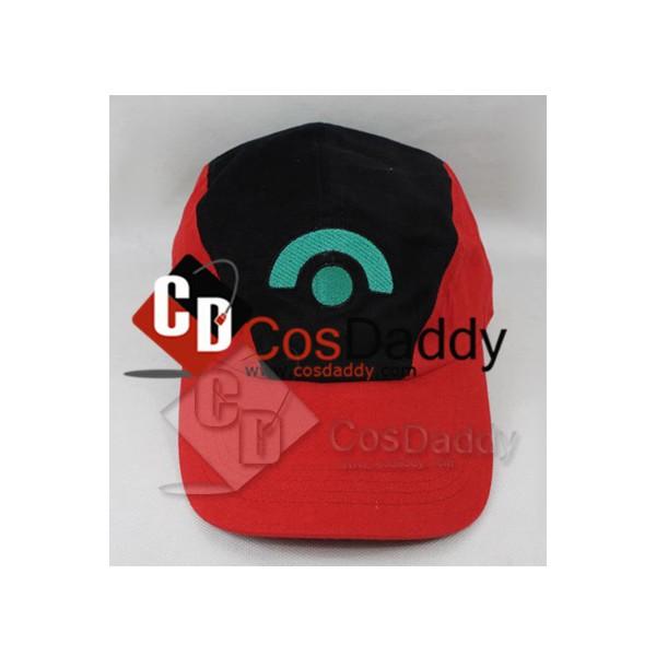 Pokemon Satoshi Ash Ketchum Baseball Cap Hat B