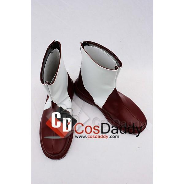 Puella Magi Madoka Magica Sakura Kyouko Cosplay Boots Shoes