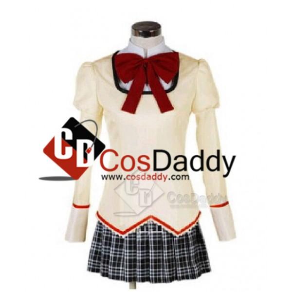 Puella Magi Madoka Magica School Uniform Dress Out...