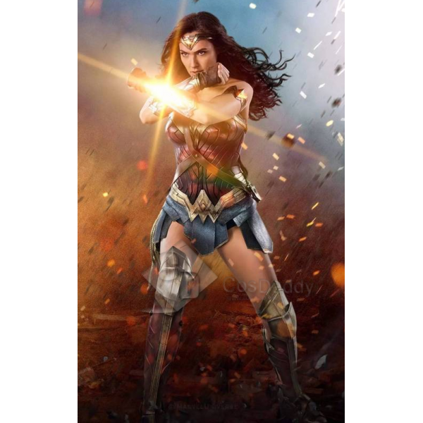 CosDaddy For Children Wonder Woman Diana Prince Ba...