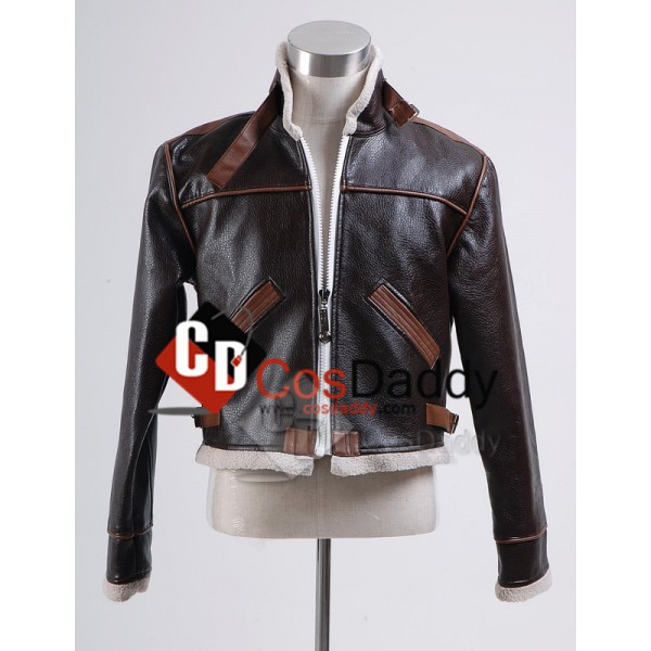 Resident Evil 4 leon kennedy Jacket Pants Cosplay ...