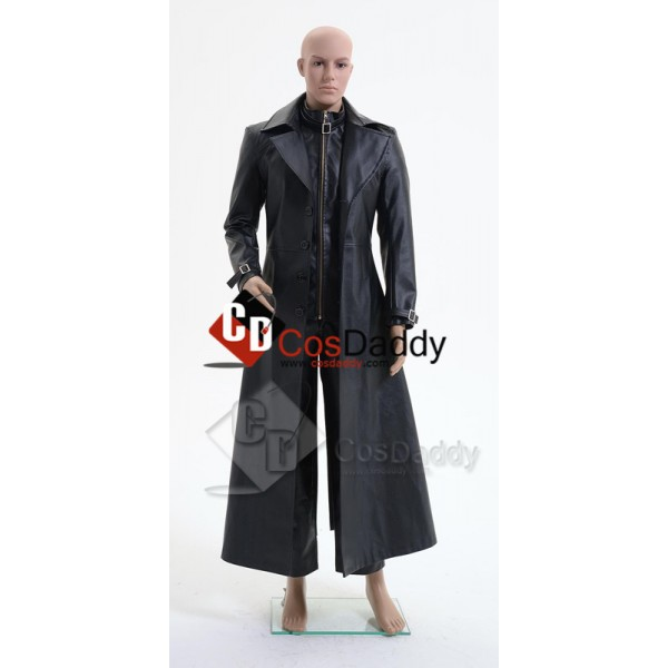 Resident Evil 5 Albert Wesker Coat Jacket Cosplay ...