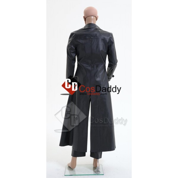 Resident Evil 5 Albert Wesker Coat Jacket Cosplay Costume
