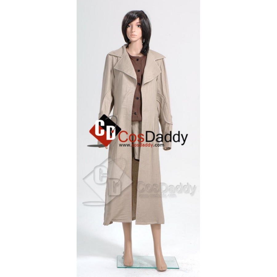 Resident Evil Extinction Alice Jacket Shirt Pants Costume