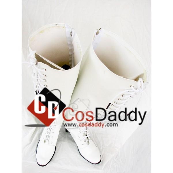Rozen Maiden Kirakishow Anime Cosplay Boots Shoes Custom made