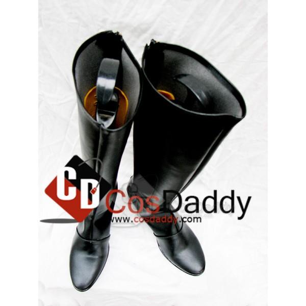 Rozen Maiden Suigintou Mercury Lampe Boots Shoes