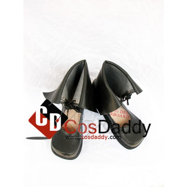 Rozen Maiden Suiseiseki Shoes Custom Made Black Ve...