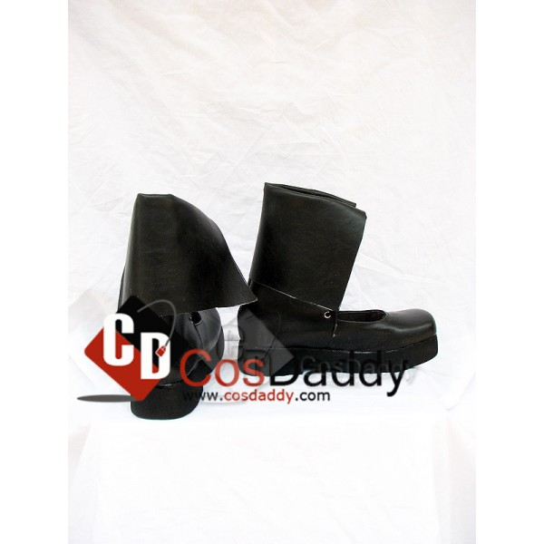 Rozen Maiden Suiseiseki Shoes Custom Made Black Version