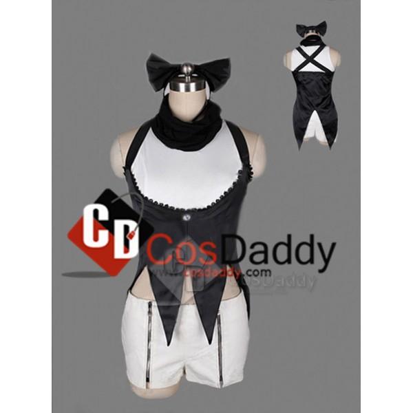 RWBY Blake Belladonna Uniform Dress Cosplay Costume