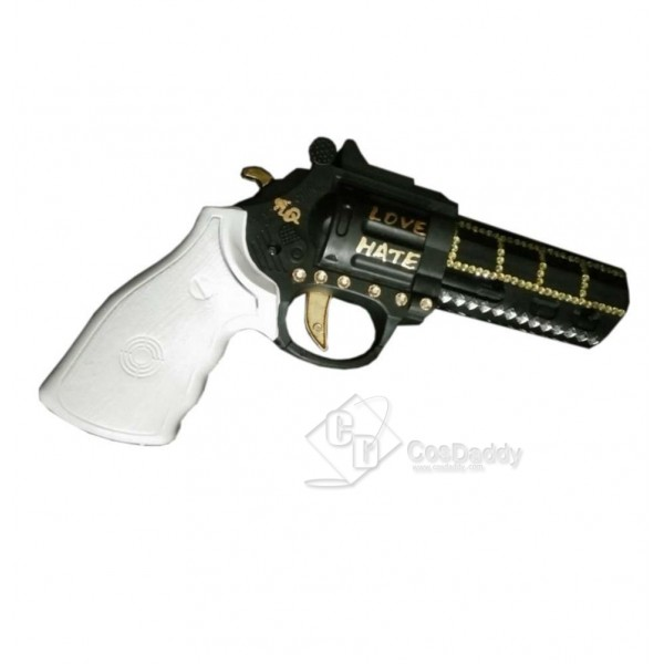 CosDaddy Suicide Squad Harley Quinn Costume Cosplay Prop Gun Accessories New