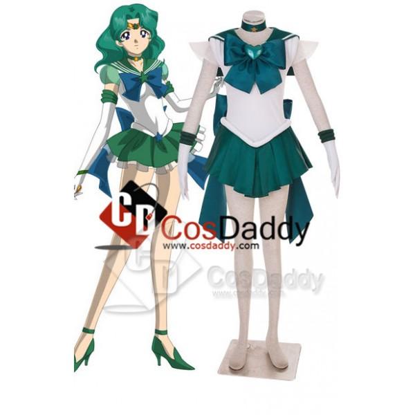 Sailor Moon Neptune Dress Cosplay Costume