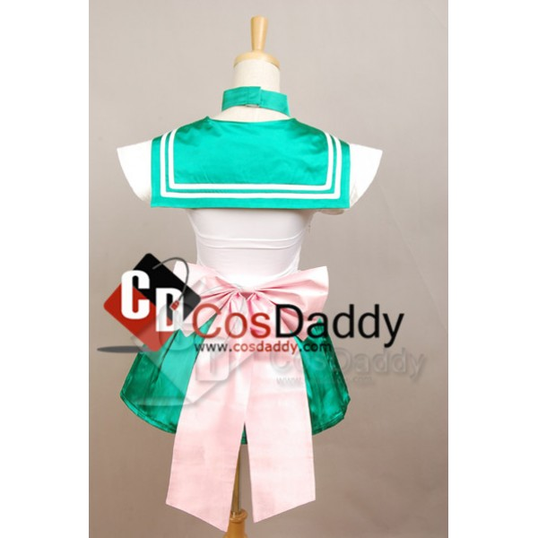 Sailor Moon Jupiter Dress Cosplay Costume