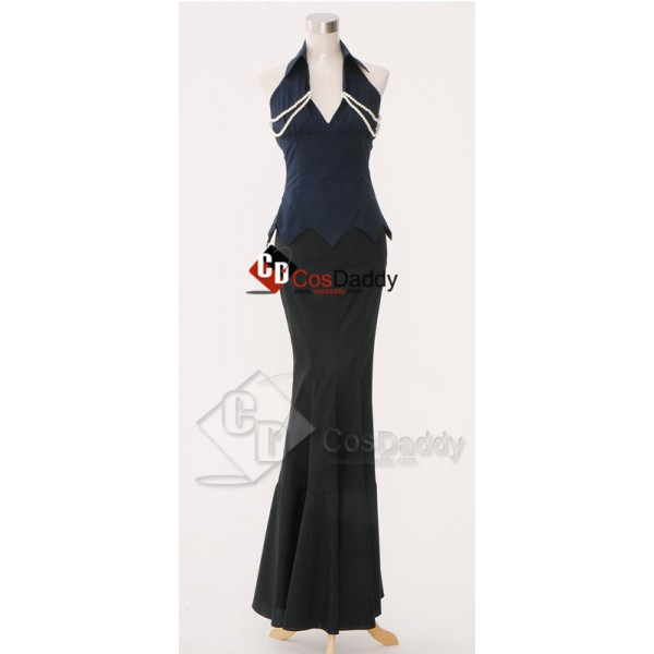 Sailor Moon Mistress 9 Long Dress Cosplay Costume
