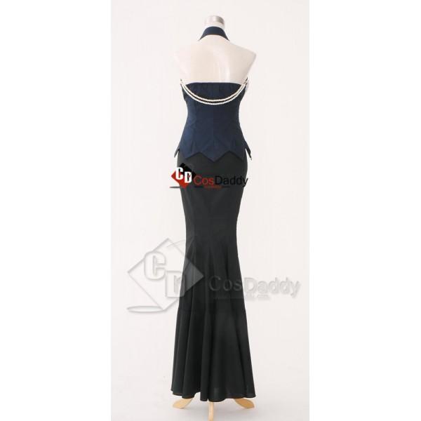 Sailor Moon Mistress 9 Long Dress Cosplay Costume
