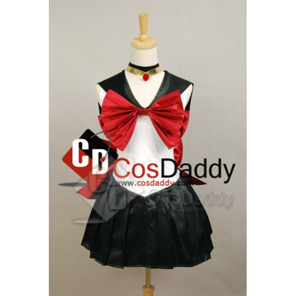 Sailor Moon Pluto Dress Cosplay Costume